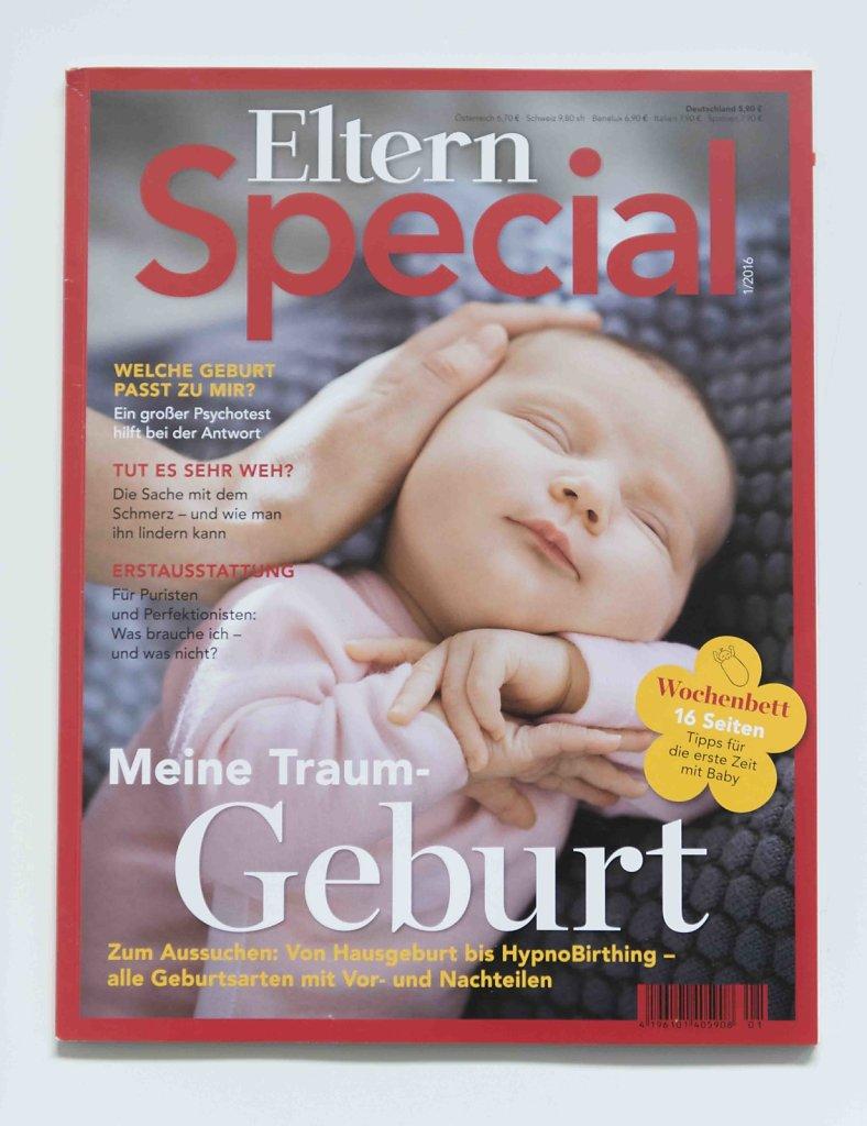 ELTERN Special Titel, Januar 2016